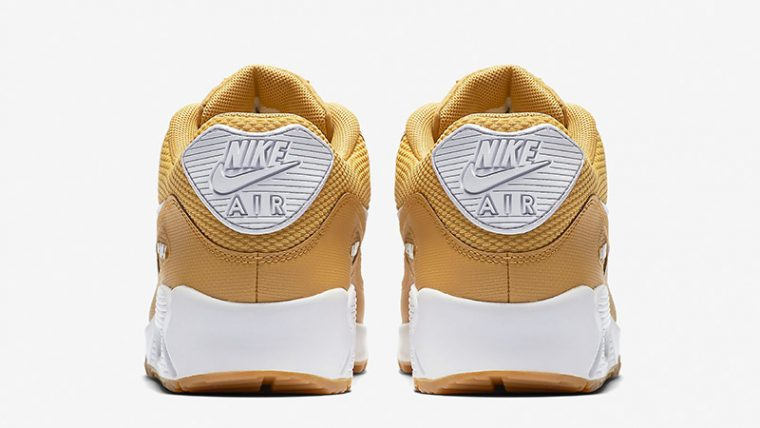 Nike Air Max 90 Wheat Gum Womens 325213-701 01 thumbnail image