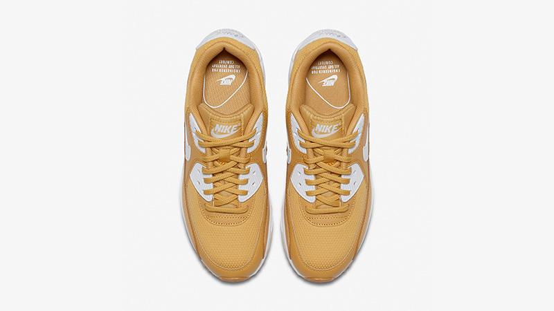 Nike Air Max 90 Wheat Gum Womens 325213-701 02