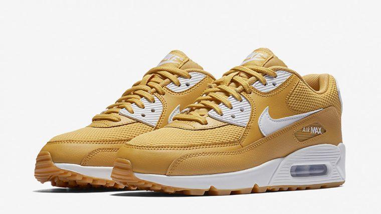 Nike Air Max 90 Wheat Gum Womens 325213-701 03 thumbnail image