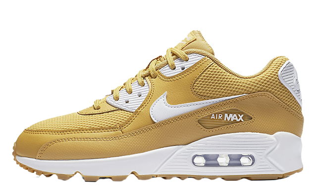 Nike Air Max 90 Wheat Gum Womens 325213-701