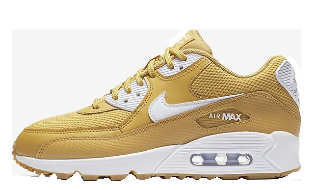 Nike Air Max 90 Wheat Gum Womens 325213-701