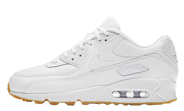 Nike Air Max 90 White Gum Womens 325213-135