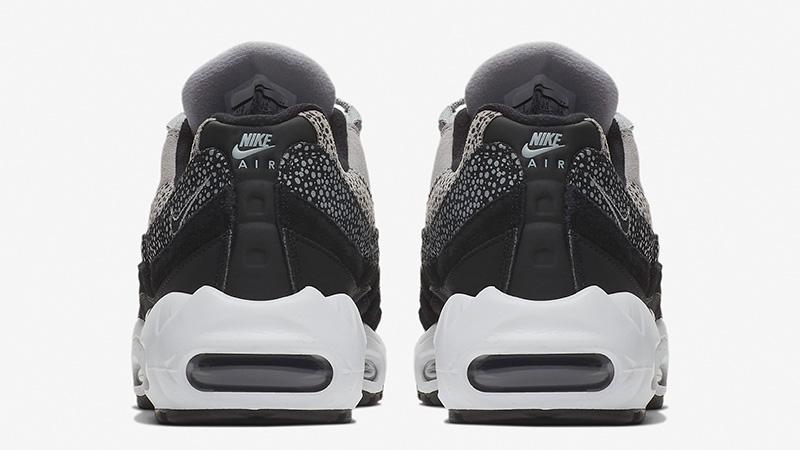 df17a0039ea8 Nike Air Max 95 Premium Black Grey 807443-016 01