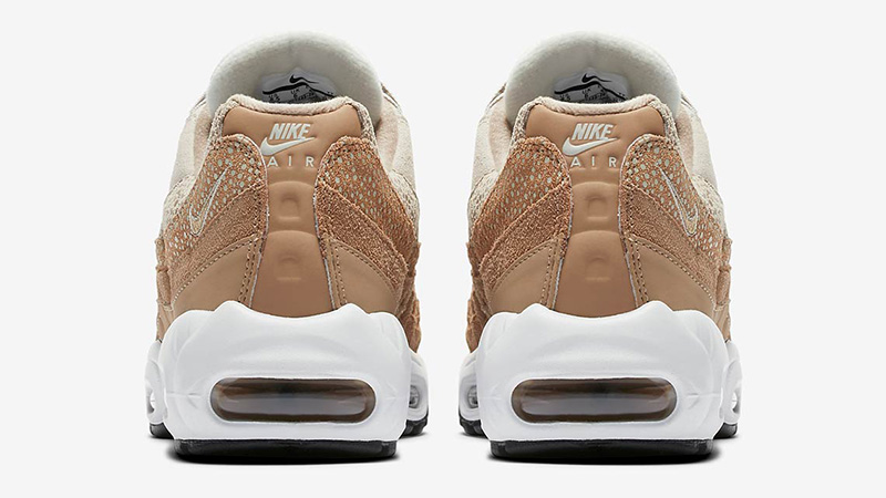 Nike Air Max 95 Safari Light Bone Womens 807443-201 01