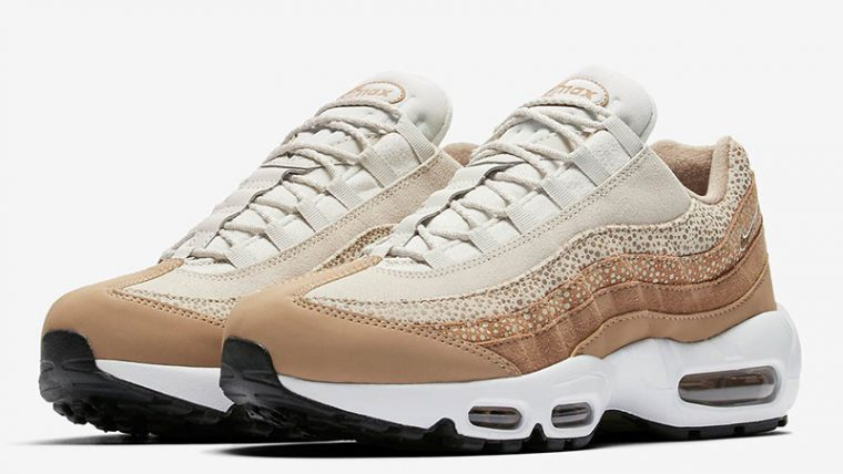 Nike Air Max 95 Safari Light Bone Womens 807443-201 03
