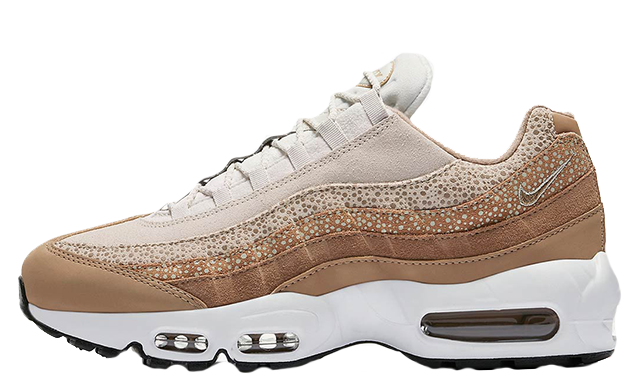 Nike Air Max 95 Safari Light Bone Womens 807443-201