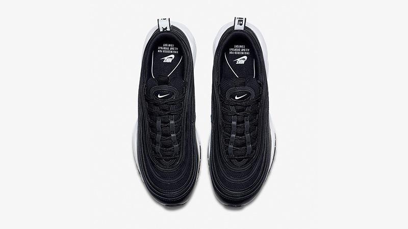 watch 6e4cf 8091c Nike Air Max 97 LX Black Womens AR7621-001 02
