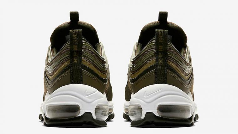 Nike Air Max 97 Olive Green Womens 921733-200 01 thumbnail image