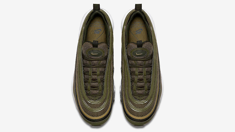 Nike Air Max 97 Olive Green Womens 921733-200 02