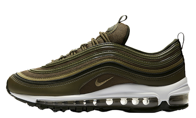 Nike Air Max 97 Olive Green Womens 921733-200