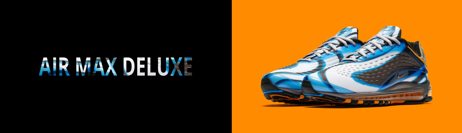 Women's Nike Air Max Deluxe Trainers