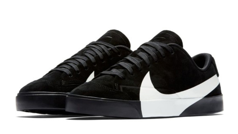 324c5b598d95c5 Nike Blazer City Low LX Black White AV2253-001 03