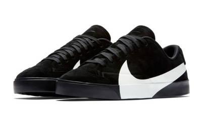Nike Blazer City Low LX Black White   Where To Buy   AV2253-001 ...