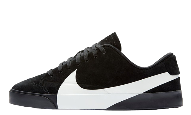 big sale 8b072 2786c Nike Blazer City Low LX Black White | AV2253-001