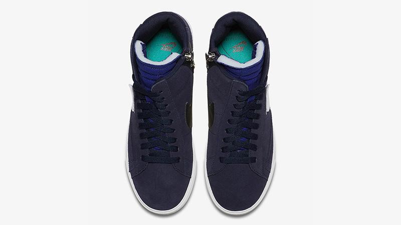 bd00b2d87cf Nike Blazer Mid Rebel XX Navy BQ4022-401 02
