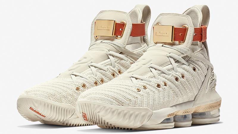 Nike LeBron 16 LMTD Sail Womens BQ6583-100 03