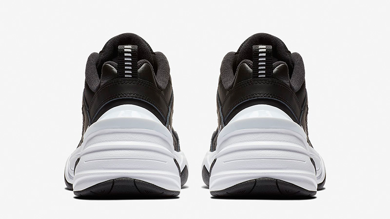Nike M2K Tekno Black White Womens AO3108-005 01