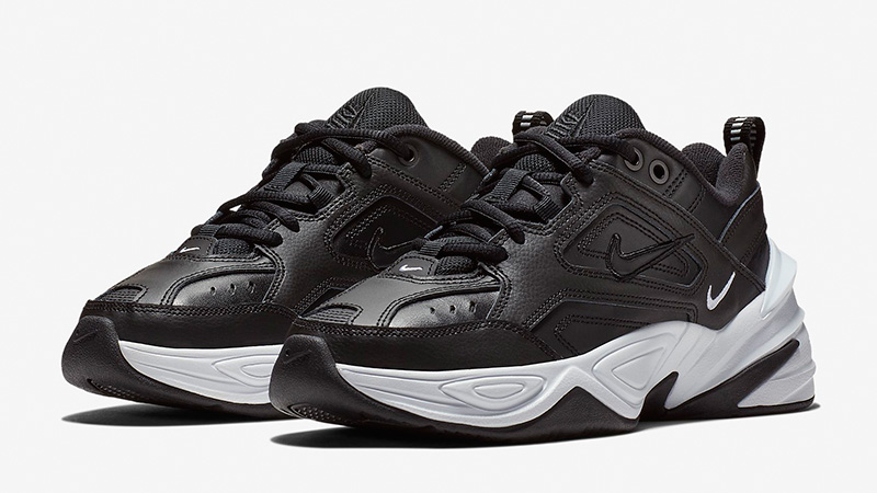Nike M2K Tekno Black White Womens AO3108-005 03
