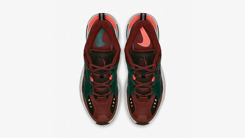 Nike M2K Tekno Pueblo Brown 02