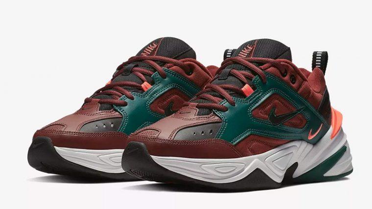 Nike M2K Tekno Pueblo Brown 03 thumbnail image