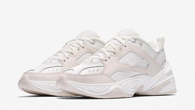 Nike M2K Tekno White Womens AO3108-006 03 (2)