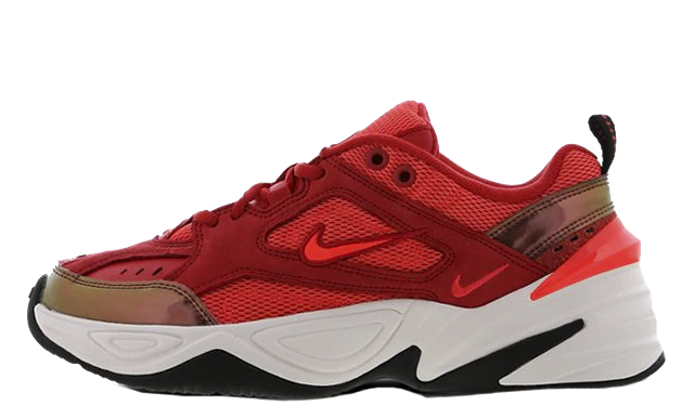 8dc9af0d5cc Nike M2K Tekno Rich Clash Red White