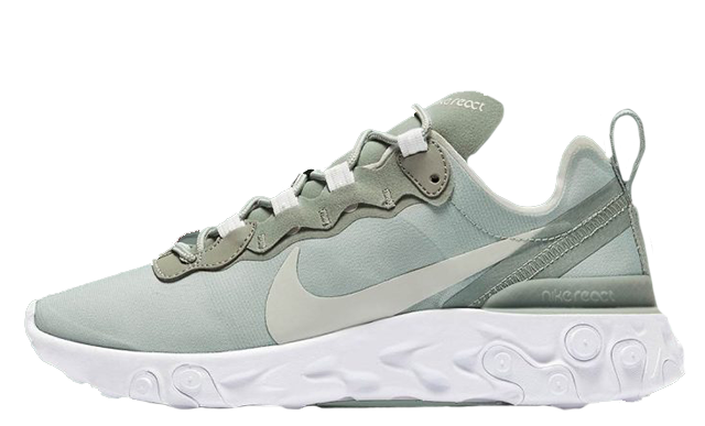 Nike React Element 55 Pastel Green