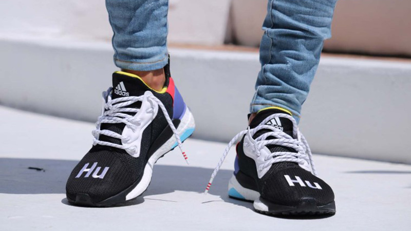 003230b0e Pharrell Williams x adidas Solar Hu Glide Black BB8041 06