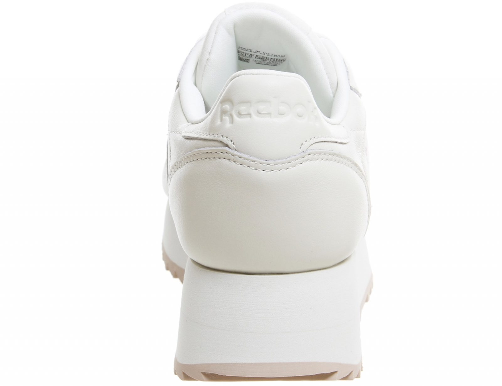 942730d5fb0 Reebok Classic Leather Double Stone