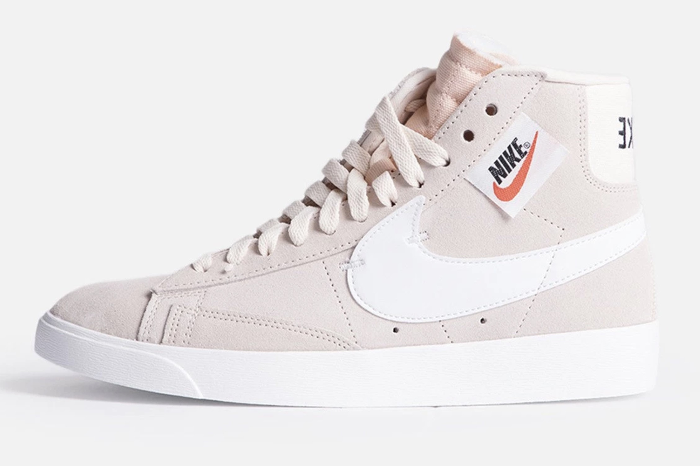 1e32d28155 Three New Colourways Hit The Nike Blazer Mid Rebel | Closer Look ...