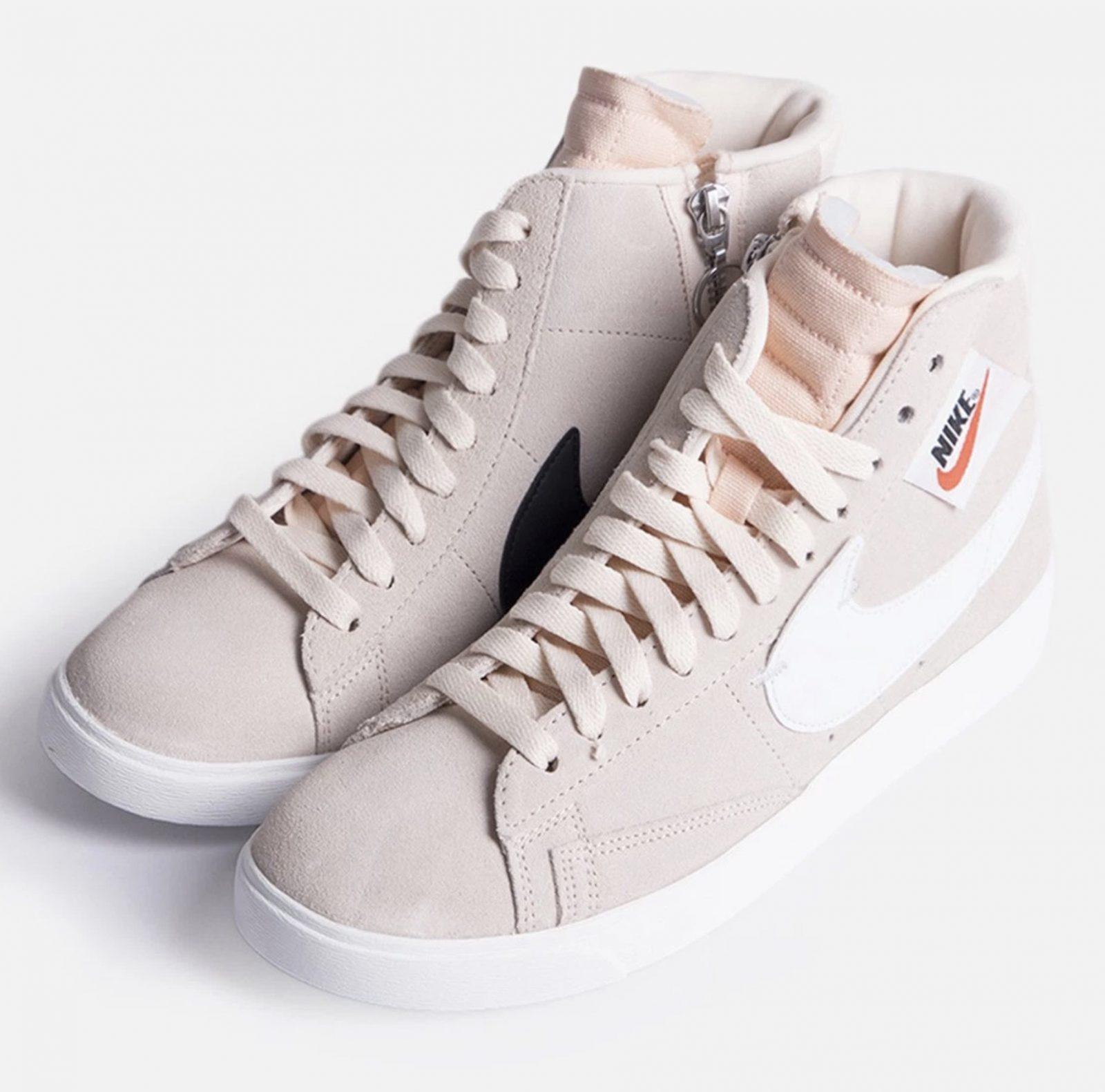 buy popular 89ef5 44d24 Nike WMNS Blazer Mid Rebel XX Pink  BQ4022-801