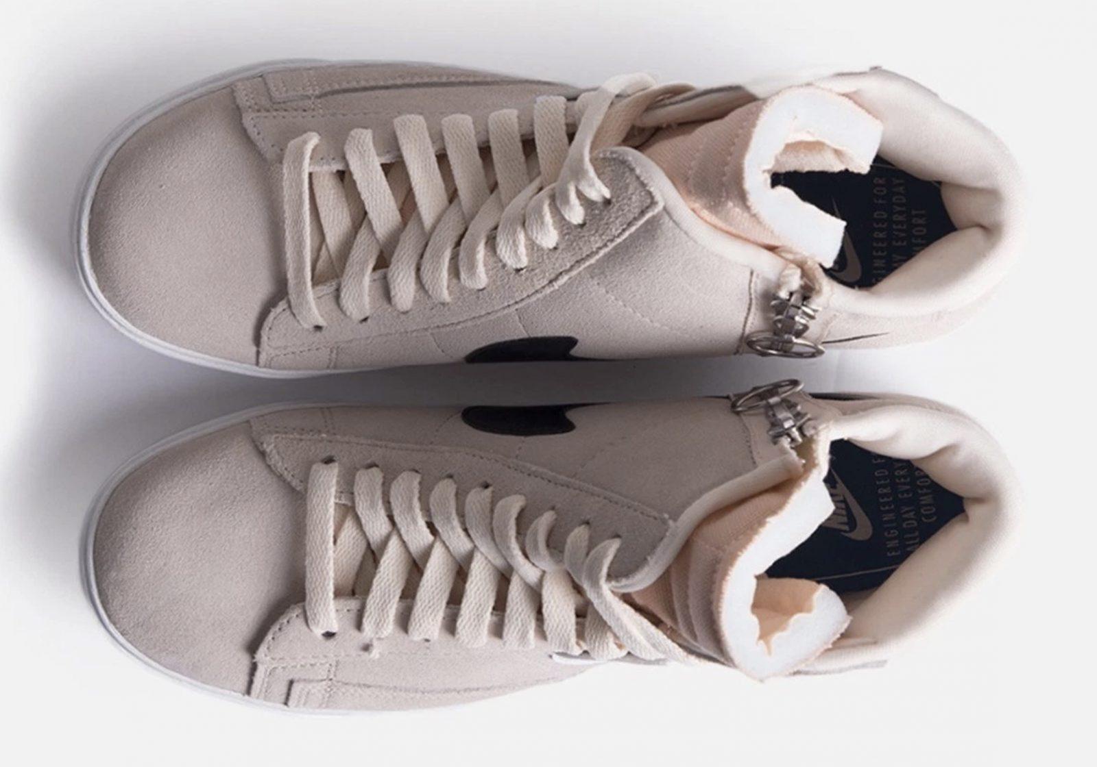 7fe3fa6731c Nike WMNS Blazer Mid Rebel XX Pink