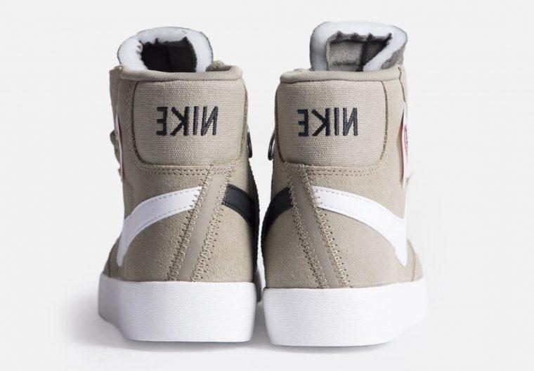 hot sale online 145be 9176e Nike WMNS Blazer Mid Rebel XX Olive  BQ4022-001