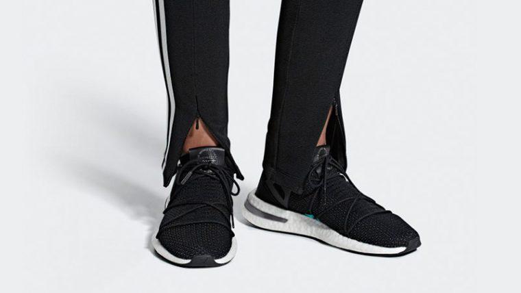 adidas Arkyn Primeknit Black Womens B28123 04 thumbnail image