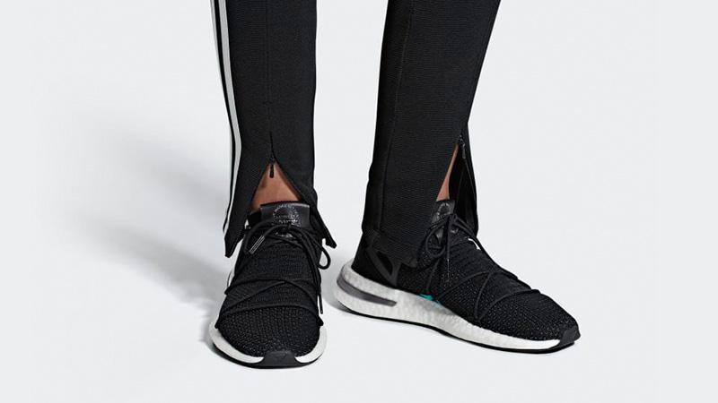 adidas Arkyn Primeknit Black Womens B28123 04