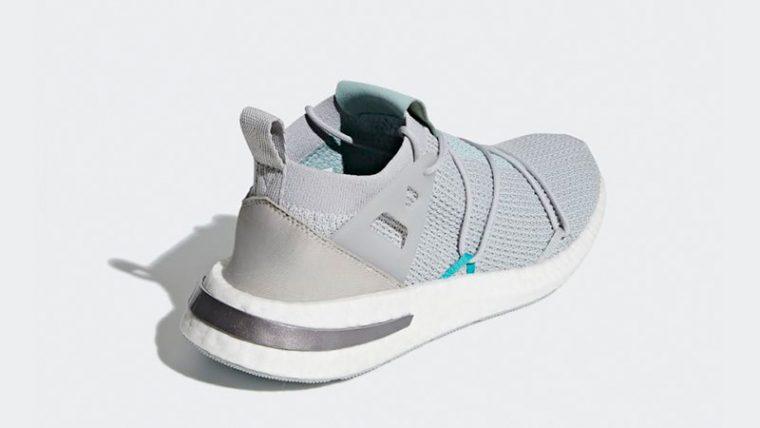 adidas Arkyn Primeknit Grey Womens B96511 01