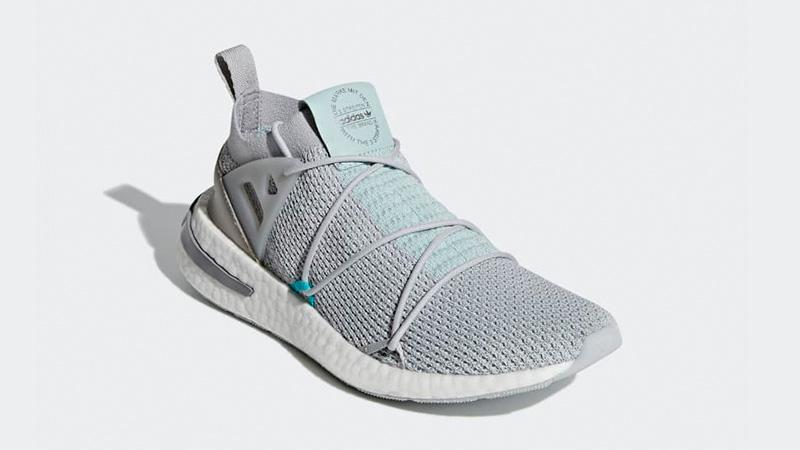 adidas Arkyn Primeknit Grey Womens B96511 03