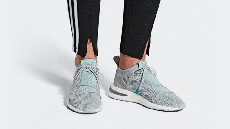 adidas Arkyn Primeknit Grey Womens B96511 04