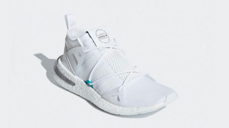 adidas Arkyn White Womens F33902 03 thumbnail image