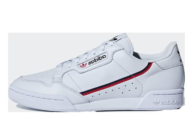 buy popular 01465 162b4 adidas Continental 80 Aero Blue | B41673