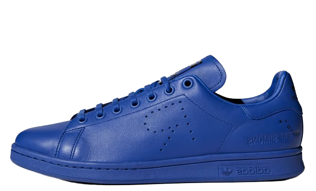 brand new c31ac cf1bd adidas Raf Simons Stan Smith Blue | F34260