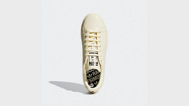 adidas Raf Simons Stan Smith Cream F34256 02 thumbnail image