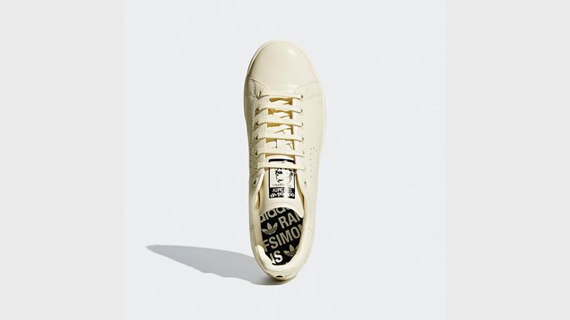 adidas Raf Simons Stan Smith Cream F34256 02