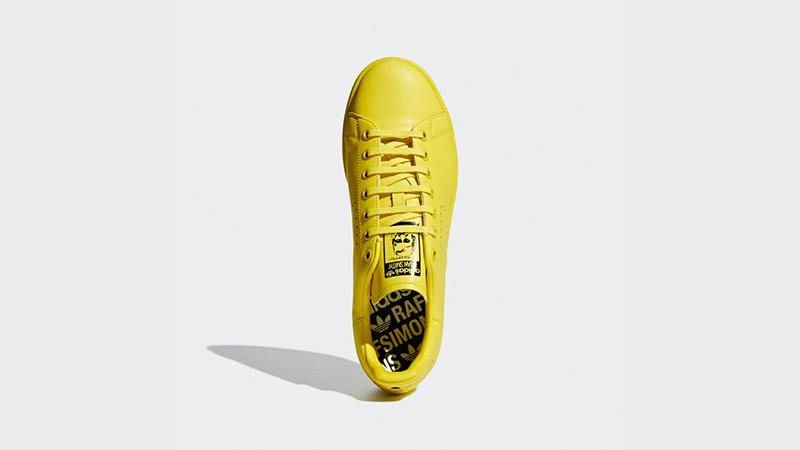adidas Raf Simons Stan Smith Yellow