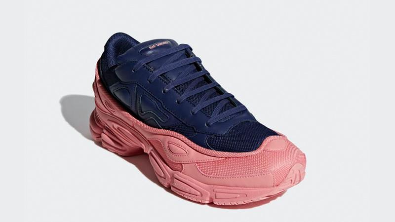 792e0a269252 adidas x Raf Simons Ozweego Pink Blue F34268 03