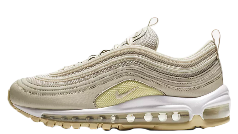 Nike Air Max 97 Gold Desert Sand/Beach | 921733-013 thumbnail image