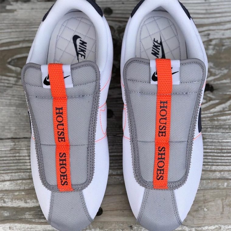 newest a9381 fd799 First Look At The Kendrick Lamar x Nike Cortez Basic Slip ...