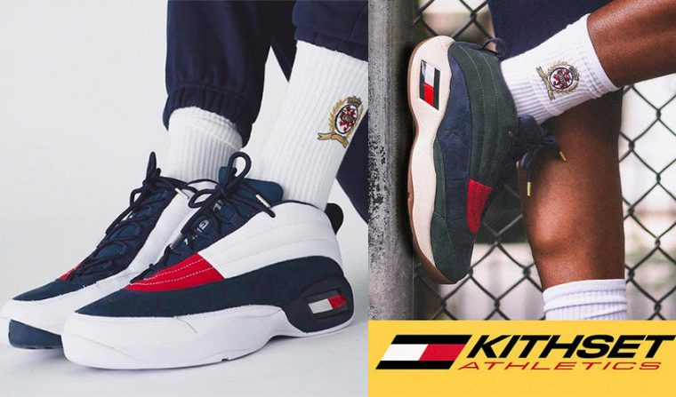 8f556b68af058 KITH s latest collaboration with Tommy Hilfiger celebrates everything we  love about  90s fashion