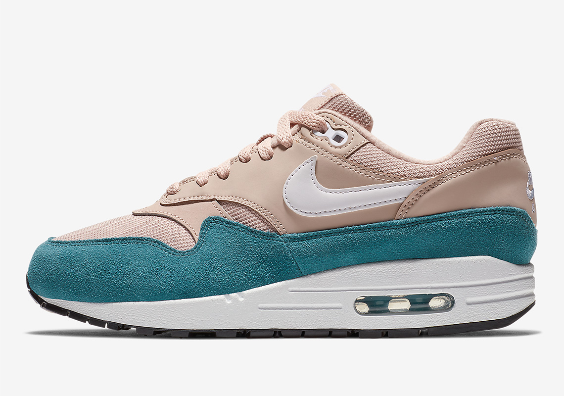 81e60262c2 ... coupon for nikes air max 1 is wavy in atomic teal bd0b2 18084