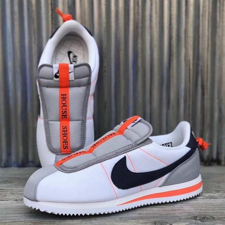 newest 10941 c29a2 First Look At The Kendrick Lamar x Nike Cortez Basic Slip ...